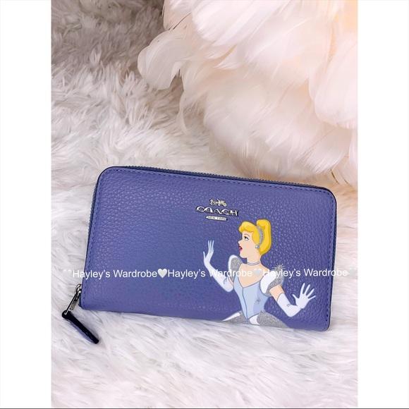 Coach Disney Cinderella Wallet